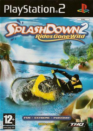 Cover for Splashdown: Rides Gone Wild.