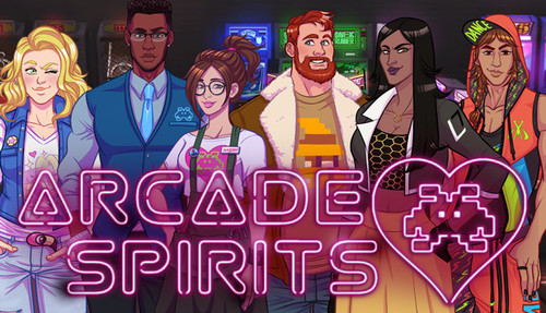 Cover for Arcade Spirits.