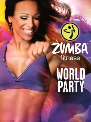 Cover for Zumba Fitness: World Party.