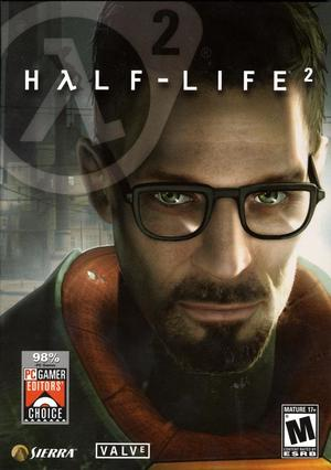 Cover for Half-Life 2.