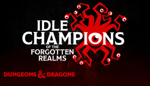 Cover for Idle Champions of the Forgotten Realms.
