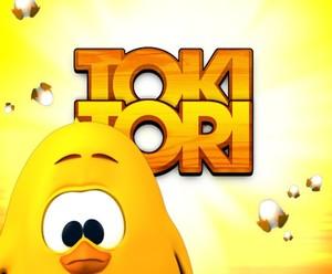 Cover for Toki Tori.