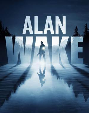Cover for Alan Wake.