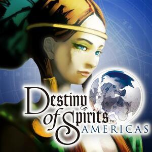 Cover for Destiny of Spirits.