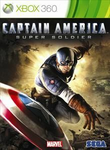 Cover for Captain America: Super Soldier.