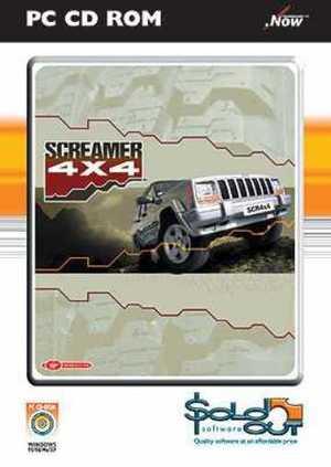 Cover for Screamer 4x4.