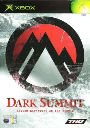 Cover for Dark Summit.