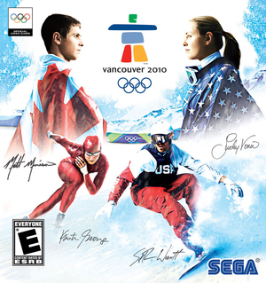 Cover for Vancouver 2010.