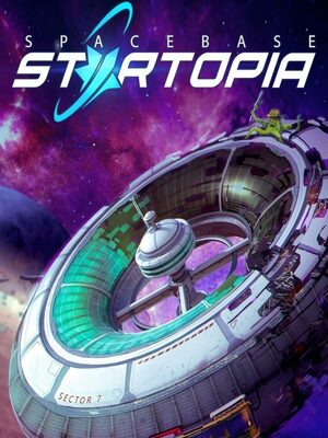 Cover for Spacebase Startopia.