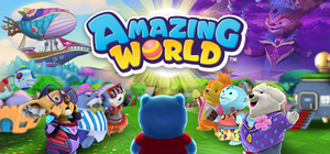 Cover for Amazing World.