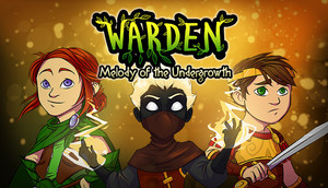 Cover for Warden: Melody of the Undergrowth.