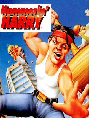 Cover for Hammerin' Harry.