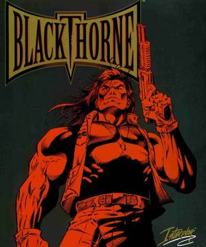 Cover for Blackthorne.