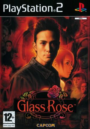 Cover for Glass Rose.
