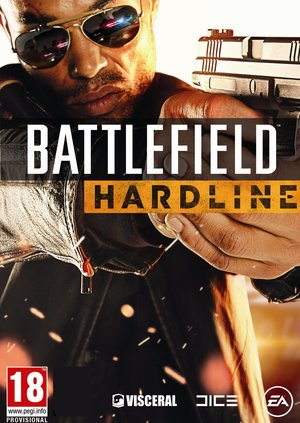 Cover for Battlefield Hardline.