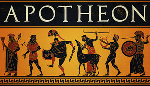 Cover for Apotheon.