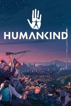 Cover for Humankind.