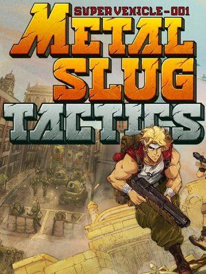 Cover for Metal Slug Tactics.