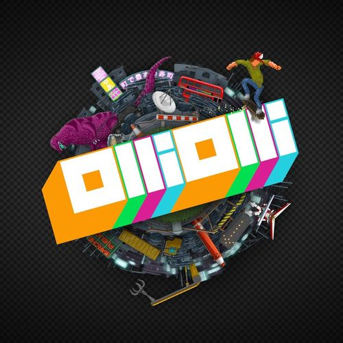Cover for OlliOlli.