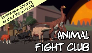 Cover for Animal Fight Club.