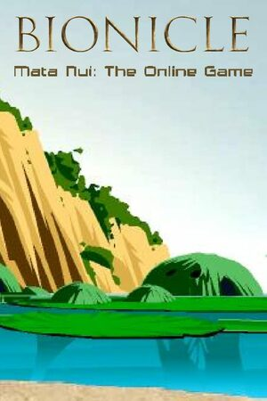 Cover for Mata Nui Online Game.