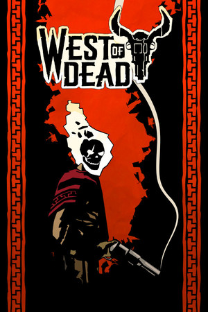 Cover for West of Dead.