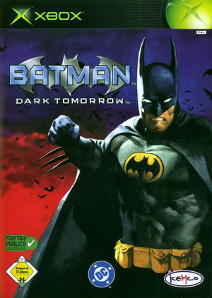 Cover for Batman: Dark Tomorrow.