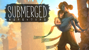 Cover for Submerged.