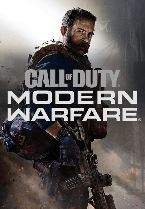 Cover for Call of Duty: Modern Warfare.