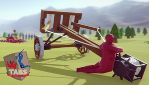 Cover for Totally Accurate Battle Simulator.