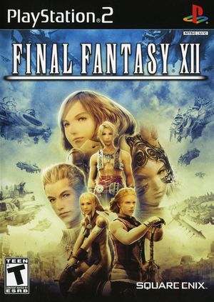 Cover for Final Fantasy XII.