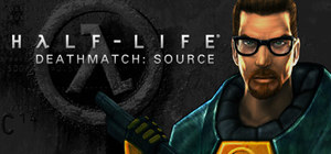 Cover for Half-Life Deathmatch: Source.