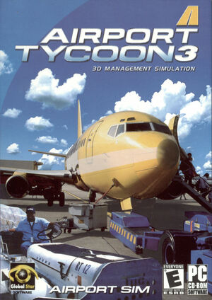 Cover for Airport Tycoon 3.
