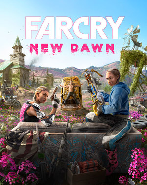 Cover for Far Cry New Dawn.