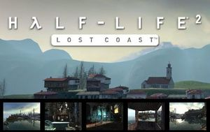 Cover for Half-Life 2: Lost Coast.