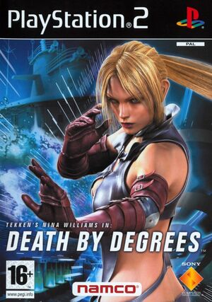 Cover for Death by Degrees.