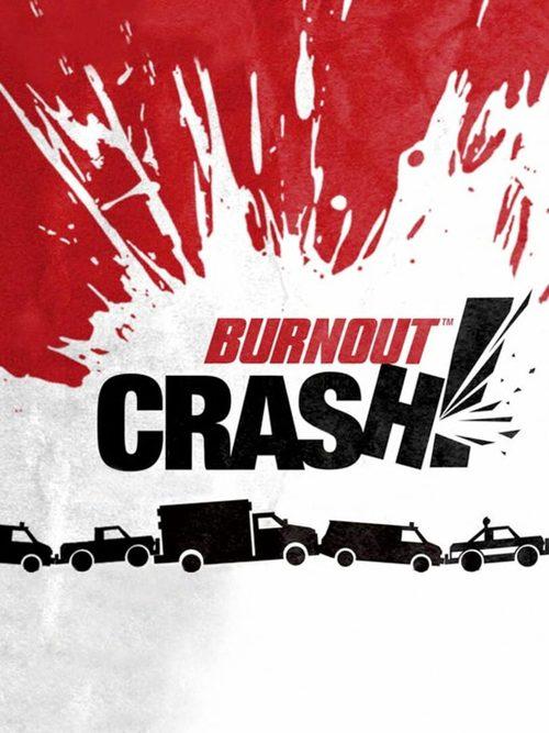 Cover for Burnout Crash!.