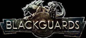 Cover for The Dark Eye: Blackguards.