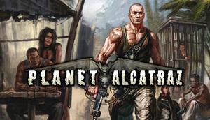 Cover for Planet Alcatraz.