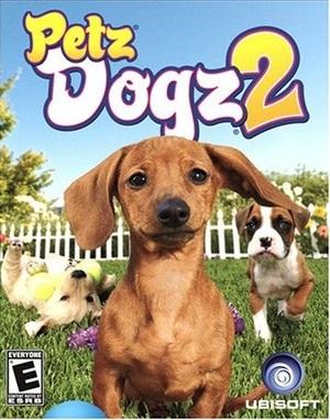 Cover for Petz: Dogz 2.