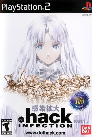Cover for .hack//Infection.