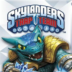 Cover for Skylanders: Trap Team.