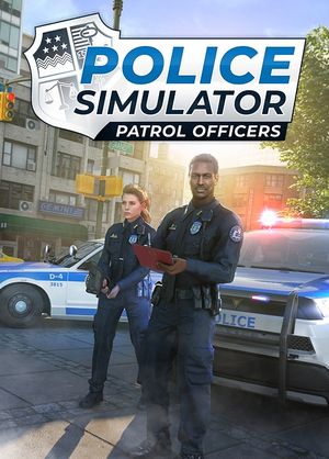 Cover for Police Simulator: Patrol Officers.