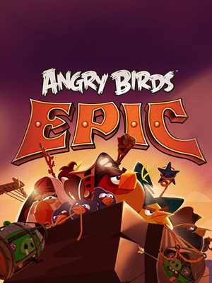 Cover for Angry Birds Epic.