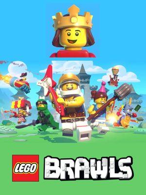 Cover for Lego Brawls.