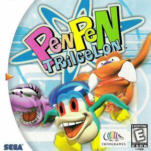 Cover for Pen Pen TriIcelon.