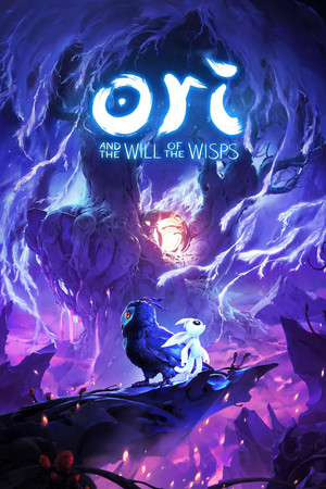 Cover for Ori and the Will of the Wisps.