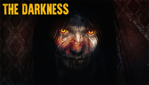 Cover for The Darkness.