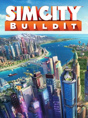 Cover for SimCity BuildIt.