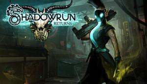 Cover for Shadowrun Returns.